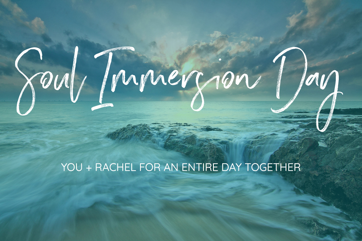 Soul Immersion Day - Soul Fed Woman