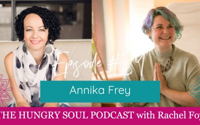 039: Surrender In To Action with Annika Frey
