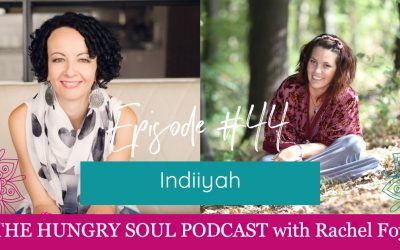 044: Taking Care of Ourselves with Indiiyah