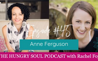045: Becoming a Centered Mama with Anne Ferguson
