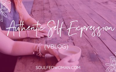 {VBLOG} Authentic Self Expression