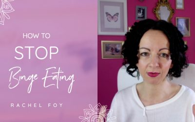 {VLOG} How To Stop Binge Eating